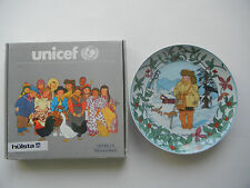 Heinrich Villeroy & Boch UNICEF Kinder der Welt Nr. 12 Kanada + OVP (Nr. 2-12-4)