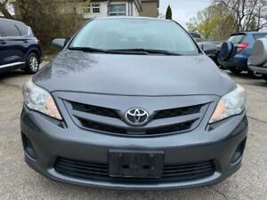 2011 Toyota Corolla 2011 Toyota  Corolla /Safety Certification included Asking Price