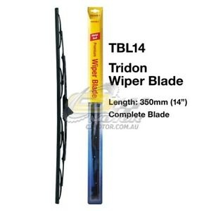 TRIDON-WIPER-COMPLETE-BLADE-REAR-FOR-Nissan-Pulsar-N16Hatch-01-01-12-03-14inch