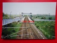 PHOTO  ADWICK RAILWAY STATION 12/5/98
