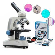 Swift 40x 1000x Edu Student Compound Microscope With 66pcs Experimental Set