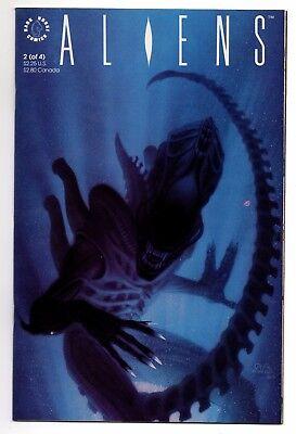1989 Dark Horse Comics Aliens Series 2 Ripley #2 of 4
