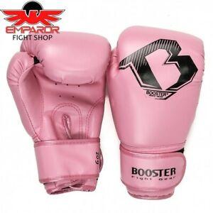 Booster Boxhandschuhe BT Starter Pink Damen Frauen Boxen Handschuhe 8 10 12 oz