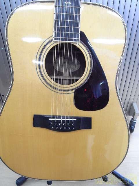 YAMAHA acoustic Model number L12-8 JAPAN beautiful rare EMS F S