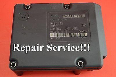 Volvo ABS Pump ECU UNIT MODULE Repair Service | eBay