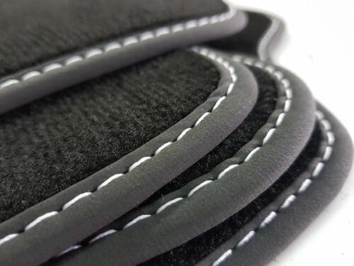 Fußmatten für Mercedes CLK W208 COUPE Original Qualität Velours Autoteppiche