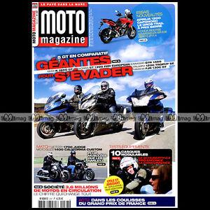 MOTO-MAGAZINE-N-297-GUZZI-1400-CALIFORNIA-HONDA-1800-F6B-YAMAHA-FJR-1300-GT-2013