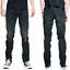 Nudie-Herren-Regular-Straight-Fit-Jeans-Hose-B-Ware-Neu-Blau-Schwarz Indexbild 38