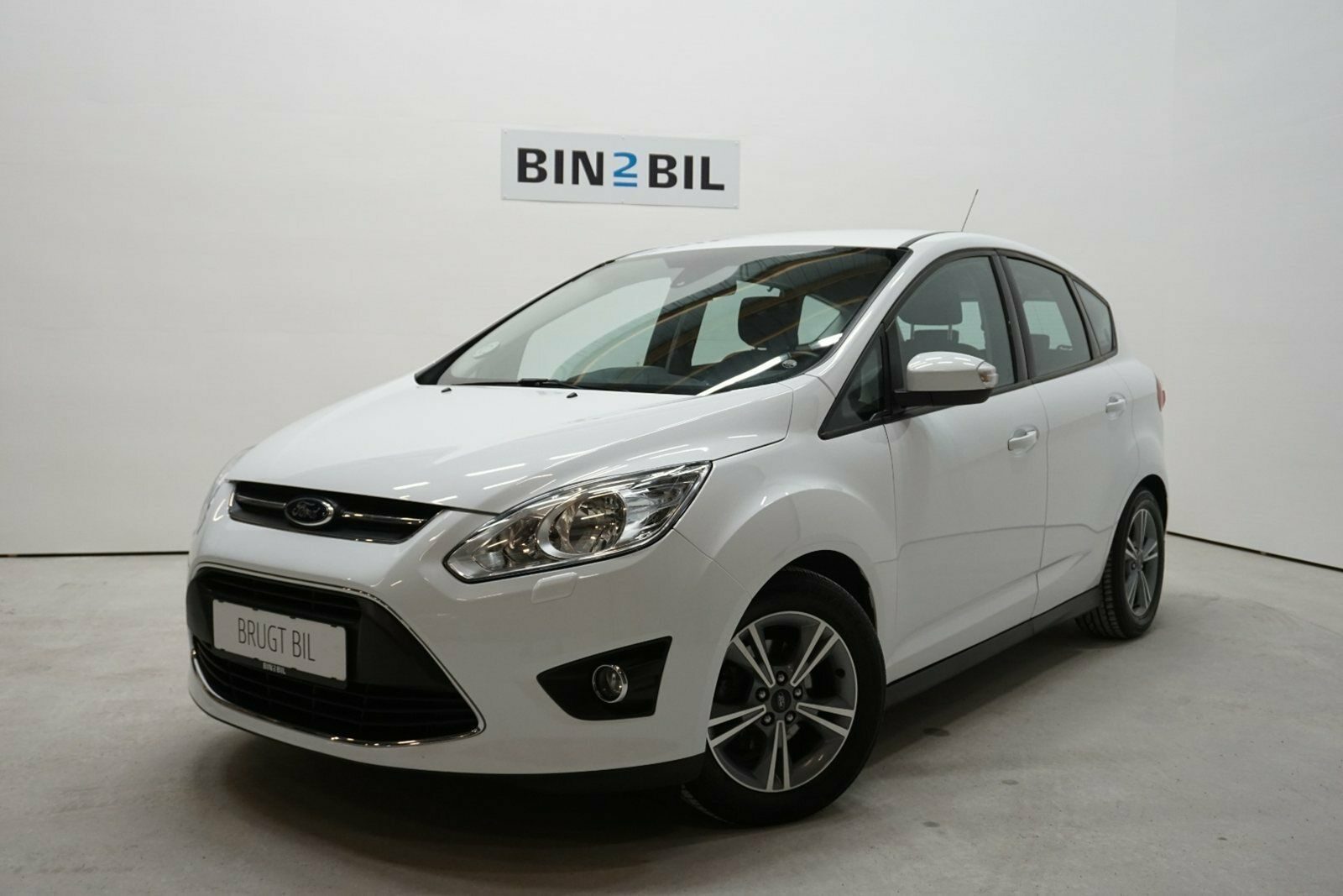 Ford C-MAX 1,0 SCTi 125 Edition 5d - 161.900 kr.