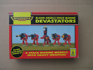 D10C19-SPACE-MARINE-DEVASTATOR-WARHAMMER-40000-W40K-1993-NIB-OPENED