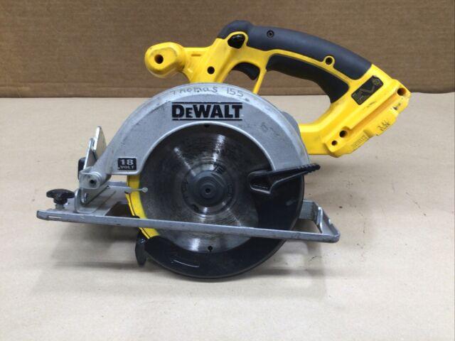DeWALT DC390 18V Cordless 6-1/2