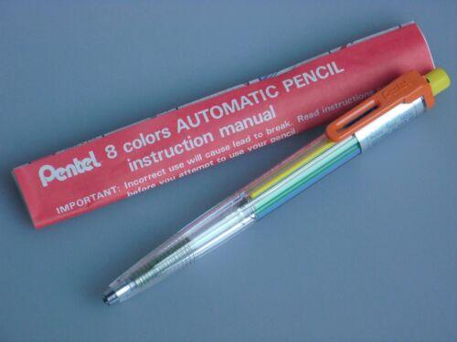 Mehrfarb-Zeichenstift Pentel 8 Farben-Buntstift 2,0 mm PH158 Drehbleistift