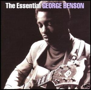 GEORGE-BENSON-2-CD-THE-ESSENTIAL-BREEZIN-039-ON-BROADWAY-JAZZ-GUITAR-NEW