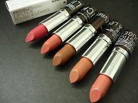 Korres Mango Butter Lipstick Lip Butter Choice:peach/rose/cinnamon/nude/pink