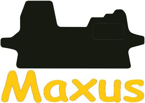 LDV Maxus DELUXE QUALITY Tailored mats 2005 2006 2007 2008 2009 2010 2011 2012 2