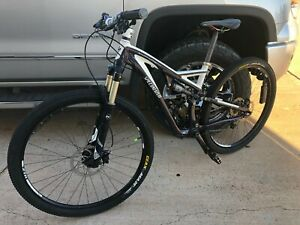 Specialized Stumpjumper Fsr Comp 29er Full Suspension Mountain Bike Ebay