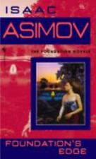 Foundation: Foundation's Edge : The Foundation Novels 4 by Isaac Asimov (1991, Paperback)