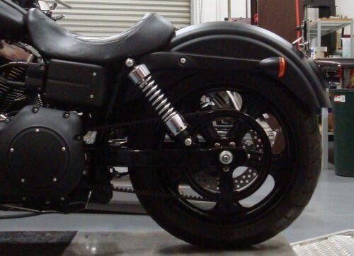 Burly Brand B28-275 Black Cruiser Rear Lowering Kit FLT Harley Davidson FLH