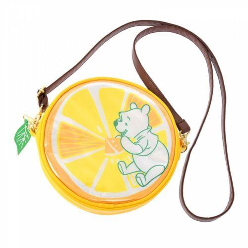New Disney Store Japan Mobile Pochette Winnie-the-Pooh Fresh Lemon from Japan