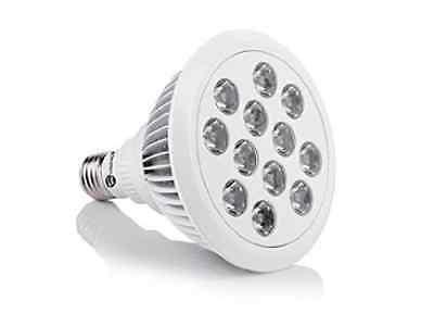 Pflanzenlampe E27 200LED Pflanzenlampen für Zimmerpflanzen Blumen und