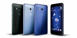 HTC U11 64GB Aufbewahrung Entsperrt ohne Simlock Smartphones Graded