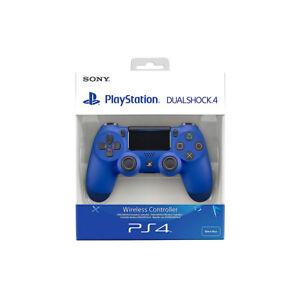 PS4 DualShock 4 Controlador Wave Azul V2 Nuevo Sellado