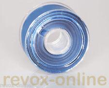 blaues Kennband, Vorlaufband, leadertape, blue, 5,0m, von revox-online