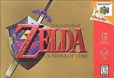 Legend of Zelda: Ocarina of Time (Nintendo 64, 1998)