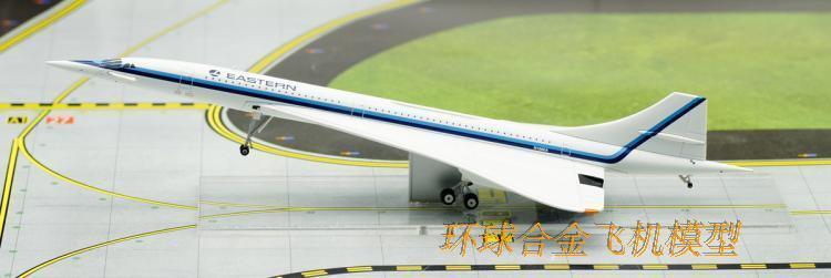 1:200 Inflight EASTERN Concorde Passenger Airplane Plane Diecast Aircraft Model