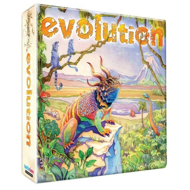 Evolution FR Funforge