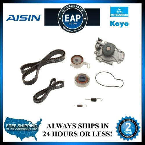 For Honda Accord Odyssey Prelude 2.2L Aisin OEM Timing Belt Water Pump Kit NEW
