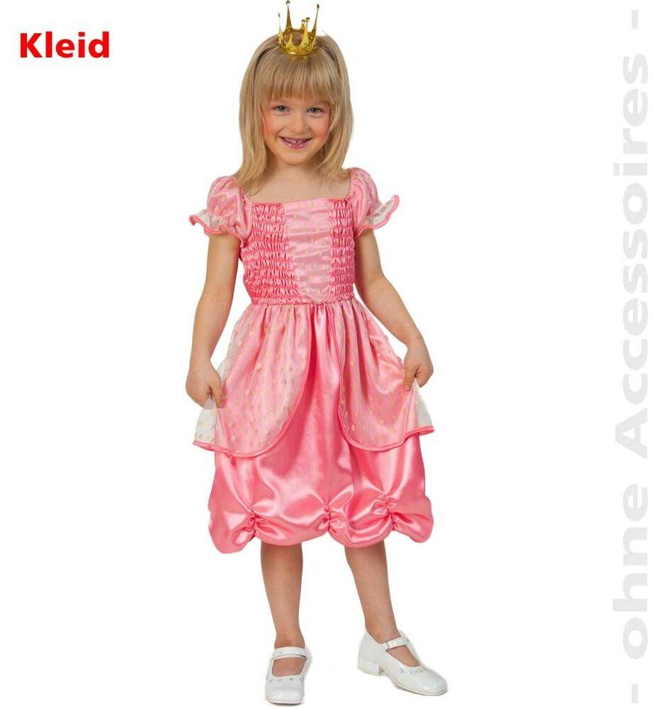 Amical Mardi Gras Princesse Costume Taille 104 Carnaval Nouveau Pour ExpéDition Rapide