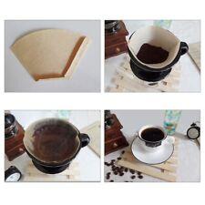 Gelentea Coffee Filter Paper Hand Drip Paper Espresso Filter Cone ...