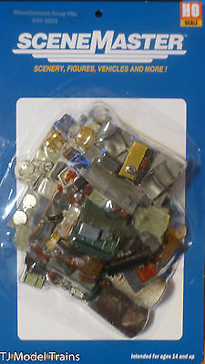 Walthers #949-3003 Miscellaneous Scrap Pile