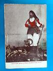 Cartolina Sardegna Nuoro cacciatore di Fonni Costume Viaggiata. 23/6/15