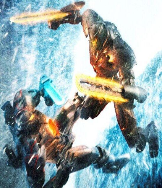 Pacific Rim: Uprising Uprising Uprising Robot Spirits Siberia Exclusive Battle Set a9cd13
