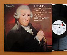 SDD 362 Haydn Symphony 103 & 104 London Karajan 1970 Decca Ace Of Diamonds NM/VG