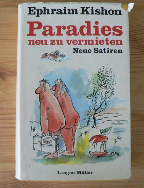 Ephraim Kishon   Paradies neu zu vermieten   Neue Satiren