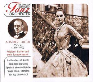 DIE-GROSSEN-DEUTSCHEN-TANZORCHESTER-034-Adalbert-Lutter-amp-sein-Tanzorchester-034-OVP