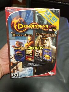Drakensang-RPG-Pack-River-of-Time-Phileassons-Secret-amp-4-Bonus-games-PC-2016