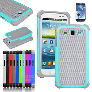 Shockproof-Silcone-Protective-Hard-Case-Cover-For-Samsung-Galaxy-S3-S-III-I9300