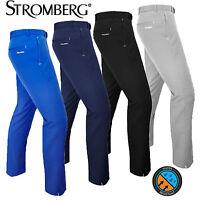 2017 Stromberg Pro Flex Water Resistant Golf Trousers Tapered Leg