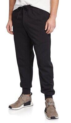 NWT Y 3 Yohji Yamamoto Adidas Classic Cuff Tapered Sweatpants Jogger MEN'S Large   eBay