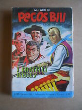 Gli Albi di Pecos Bill n°137 1963 edizioni Fasani  [G402]