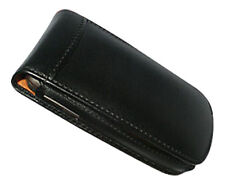 Piel Frama Black Leather Case for HTC Magic Google G2