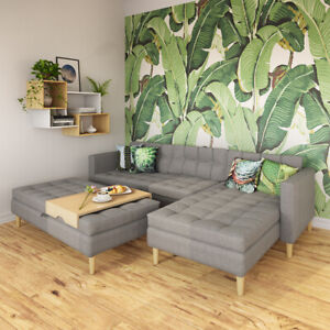 Corner Lounge Copenhagen Sofa Bed In Beautiful Savanna