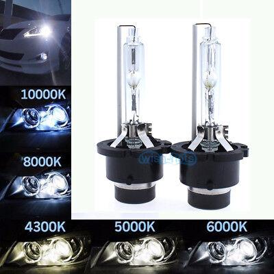 2x 35W D2S 5K 6K 8K 10K Xenon Headlight Low Beam HID Replacement Bulbs For BMW