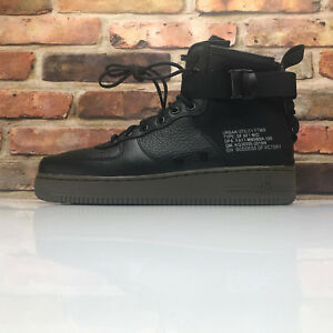 Nike SF AF1 Mid Mens Size 10.5 Special Forces Air Force 1