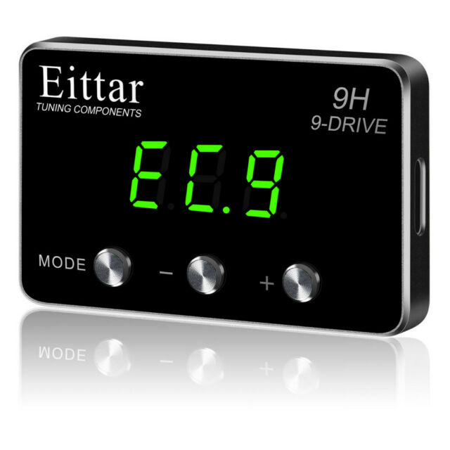 Car Electronic Throttle Controller Pedal Booster