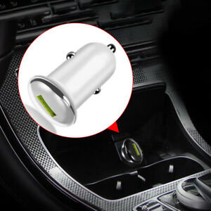 Car-Charger-Adapter-Qualcomm-QC-3-0-Quick-Charge-USB-Cigarette-Lighter-Voltage